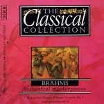 Brahms - 22 - Orchestral Masterpieces (The Classical Collection) (CD)