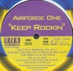 Airforce One - Keep Rockin (12'')