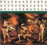 The Presidents Of The United States Of America - The Presidents Of The United States Of America (CD)