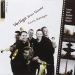 Vertige Brass Quintet - Courts Metroges (CD)