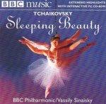 Tchaikovsky - BBC Philharmonic, Vassily Sinaisky - Sleeping Beauty (CD)