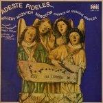 Chór Chłopięco-Męski Państwowej Filharmonii W Poznaniu - Adeste Fideles... - Kolędy Różnych Narodów (Carols Of Various Peoples) (LP)