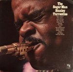 Stanley Turrentine - The Sugar Man (LP)