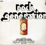Gary Farr & The T-Bones + The Original Soft Machine - Rock Generation Volume 7 - Gary Farr & The T-Bones + The Original Soft Machine (LP)