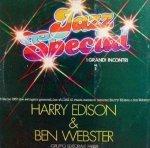 Harry Edison & Ben Webster - Harry Edison & Ben Webster (LP)