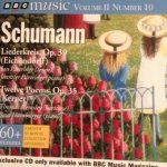 Ian Partridge, Jennifer Partridge, Thomas Hemsley, Paul Hamburger, Schumann - Liederkreis, Op. 39 ( Eichendorff ) (CD)