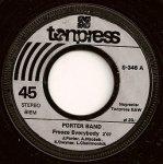 Porter Band - Freeze Everybody (7'')
