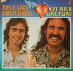 The Bellamy Brothers - Let Your Love Flow (LP)