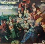Georg Friedrich Händel - Philomusica Of London - Thurston Dart - Wassermusik (Vollständige Ausgabe) (LP)