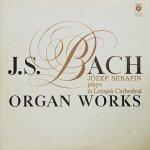 Józef Serafin Plays In Leżajsk Cathedral J. S. Bach - Organ Works (2LP)