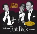 The Rat Pack - Live And Swingin': The Ultimate Rat Pack Collection (CD+DVD)