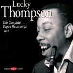 Lucky Thompson - The Complete Vogue Recordings Vol. 2 (CD)