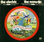 The Electric Side The Acoustic Side (LP)