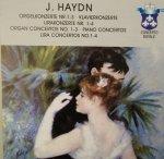 J. Haydn - Orgelkonzerte Nr. 1-3, Klavierkonzerte, Lirakonzerte Nr. 1-4 = Organ Concertos No. 1-3, Piano Concertos, Lira Concertos No. 1-4 (CD)