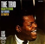 Oscar Peterson - The Trio - The Trio : Live From Chicago (CD)