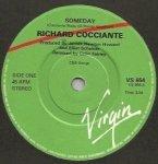 Richard Cocciante - Someday (7'')