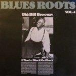 Big Bill Broonzy - If You're Black Get Back (LP)