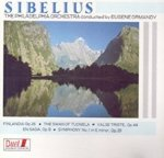 Sibelius - The Philadelphia Orchestra - Eugene Ormandy - Finlandia Op. 26, The Swan Of Tuonela, Valse Triste Op. 44, En Saga Op. 9, Symphony No. 1 In E Minor, Op. 39 (2CD)