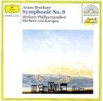 Bruckner Symphonie Nr. 9, Berliner Philharmoniker, Karajan (CD)