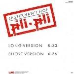 Jasper Van't Hof - Pili-Pili (12'')