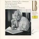 Bernstein, Ludwig, Rostropovich, Israel Philharmonic Orchestra - Symphony No. 1 Jeremiah, 3 Meditations From Mass, On The Waterfront (CD)