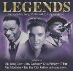 Legends (Volume 4) (CD)