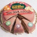 Berlin Boom Orchestra - Drei Stück Schlauer (CD)