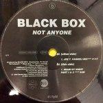 Black Box - Not Anyone (12)