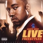 Kanye West - Live Freestyles (CD)