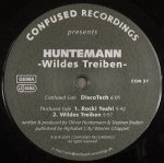 Huntemann - Wildes Treiben (12'')