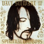 Dave Stewart And The Spiritual Cowboys - Dave Stewart And The Spiritual Cowboys (LP)