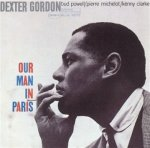 Dexter Gordon - Our Man In Paris (CD)