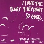 SWF - Bluesfestival Lahnstein 1981-1991 Vol. 2 (CD)