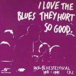 SWF - Bluesfestival Lahnstein 1981-1991 Vol. 2 (CD)