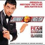 Johnny English (Original Motion Picture Soundtrack) (CD)