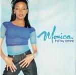 Monica - The Boy Is Mine (CD)