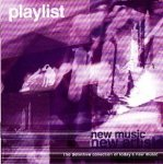 Playlist - New Music New Artists (CD)