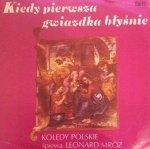 Leonard Mróz - Kiedy Pierwsza Gwiazdka Błysnie (LP)