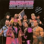World Wrestling Federation Superstars - Wrestlemania - The Album (CD)