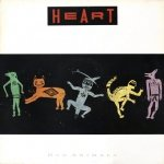 Heart - Bad Animals (LP)