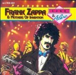 Frank Zappa & Mothers Of Invention - Live USA (CD)