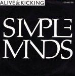 Simple Minds - Alive & Kicking (7)