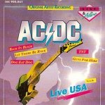 AC/DC - Live USA (CD)
