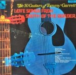 The 50 Guitars Of Tommy Garrett - Love Songs From South Of The Border (LP)