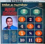 Mavis Rivers - Take A Number (LP)