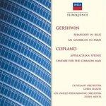 George Gershwin, Aaron Copland, Lorin Maazel, Zubin Mehta - Gershwin, Copland (CD)