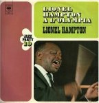Lionel Hampton - Lionel Hampton A L'Olympia (LP)