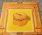 A Golden Treasury Of Bach (LP)