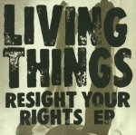 Living Things - Resight Your Rights EP (CD)