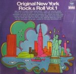 Original New York Rock & Roll Vol. 1 (LP)